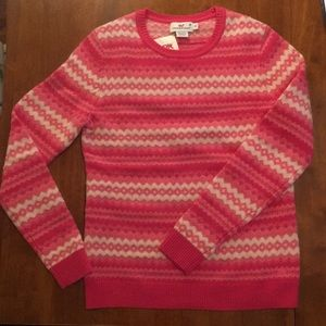 NWT Vineyard Vines 100% Merino Lambswool Sweater
